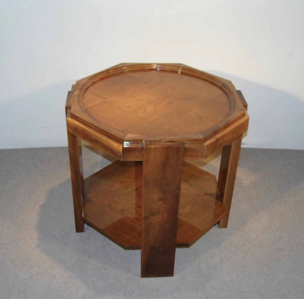 Table basse art d co tables basses for Table basse art deco occasion