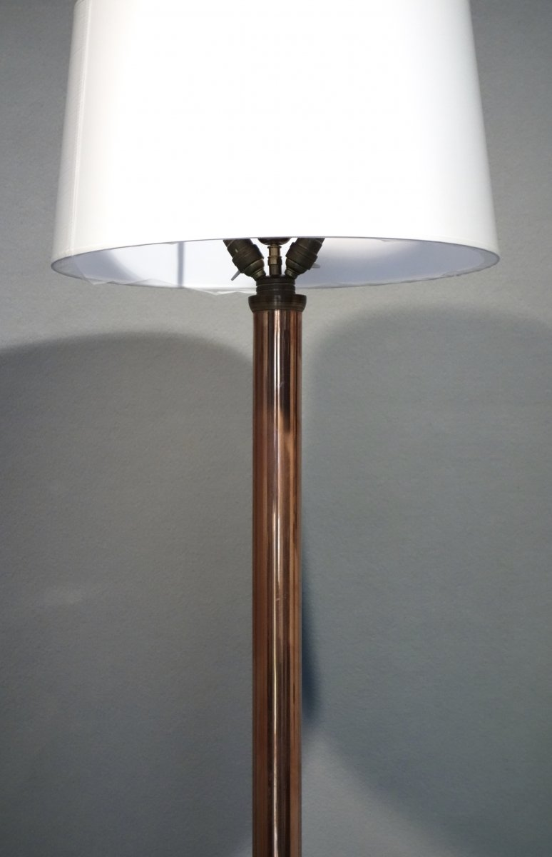 Art Deco Floor Lamp-photo-2