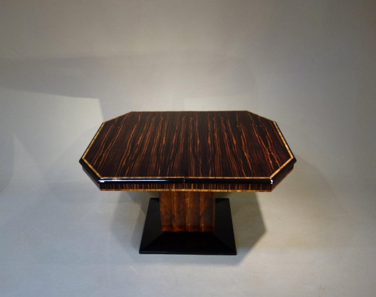 Table Art Déco-photo-4