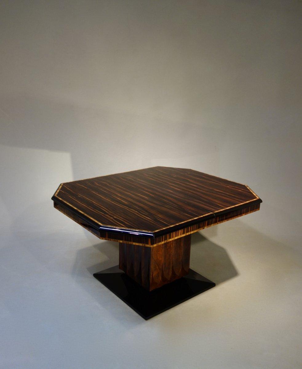 Table Art Déco-photo-2