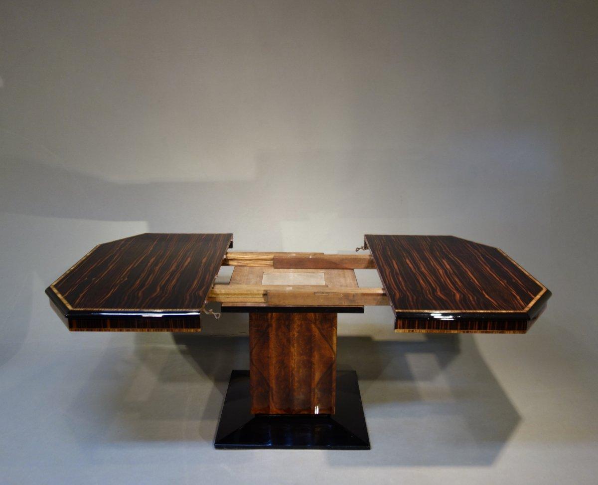 Table Art Déco-photo-3