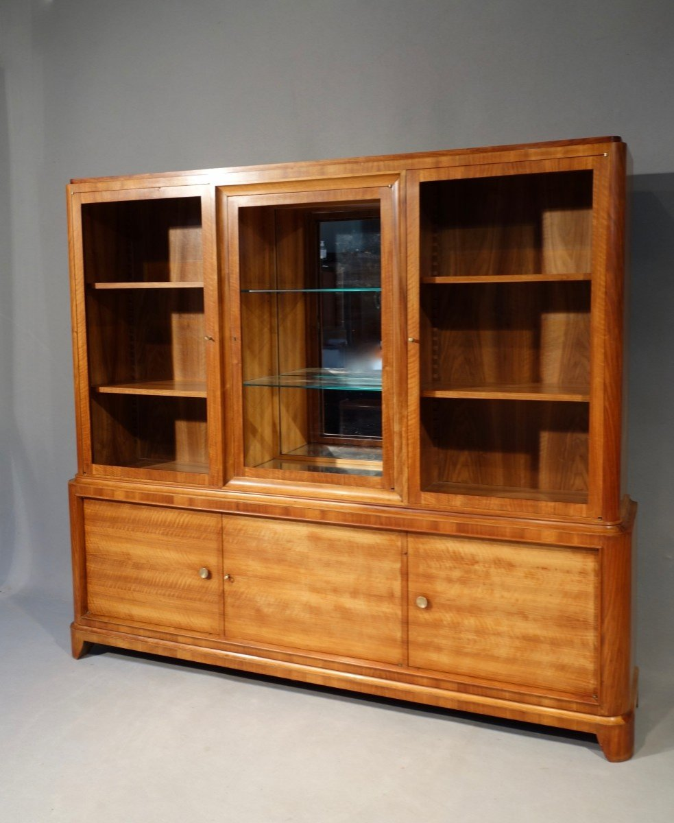 Bibliothèque Art Déco-photo-2