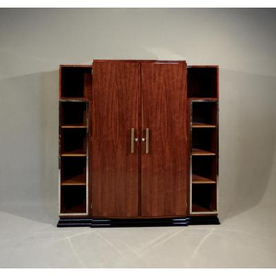 Art Deco Bookcase