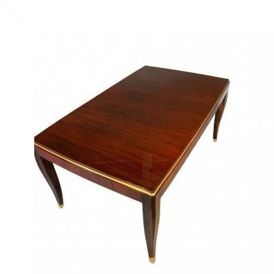 Signed Art Deco Table
