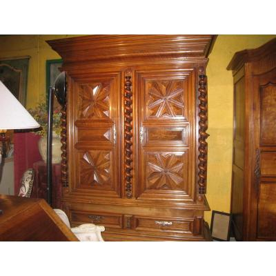 meuble et mobilier ancien sur proantic haute poque renaissance louis xiii. Black Bedroom Furniture Sets. Home Design Ideas