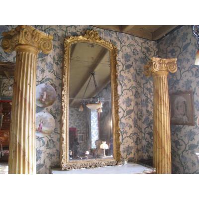 Miroir Regence