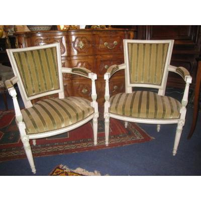 Management Style Armchairs