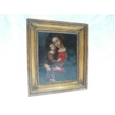 Tableau De La Vierge à l'Enfant