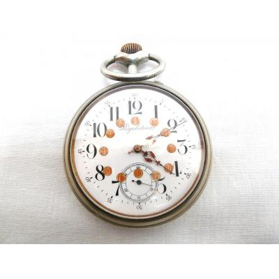 Steel Watch, 19th- 20th Century
