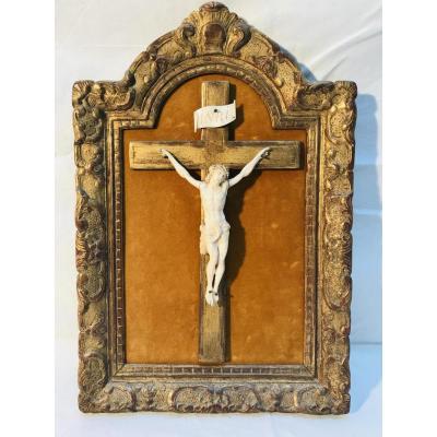 Christ In Ivory, XIXth Century