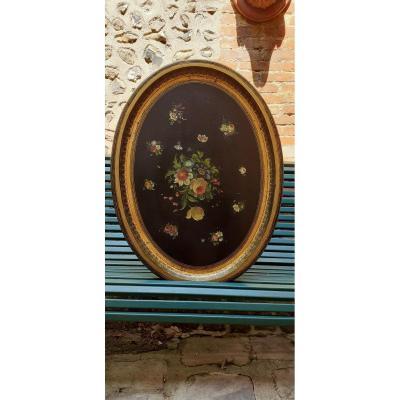 Napoleon III Oval Tray