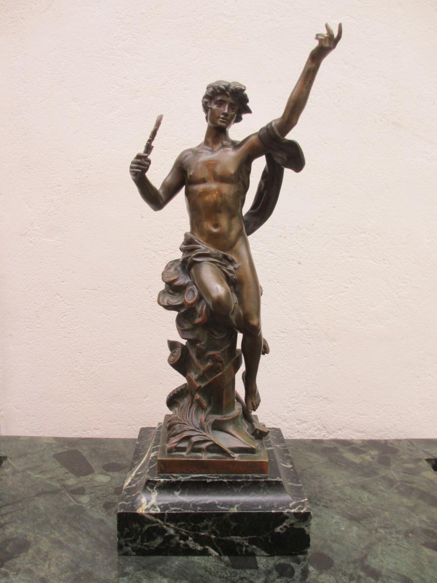 Bronze Allégorique