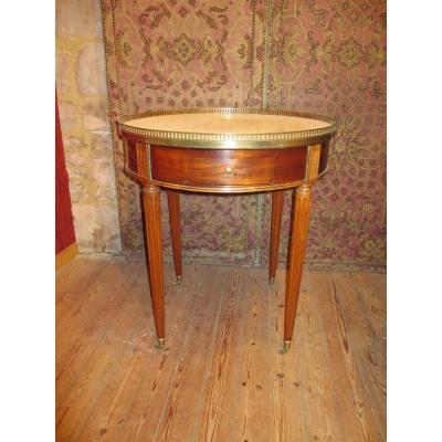 Kettle Table Louis XVI Mahogany
