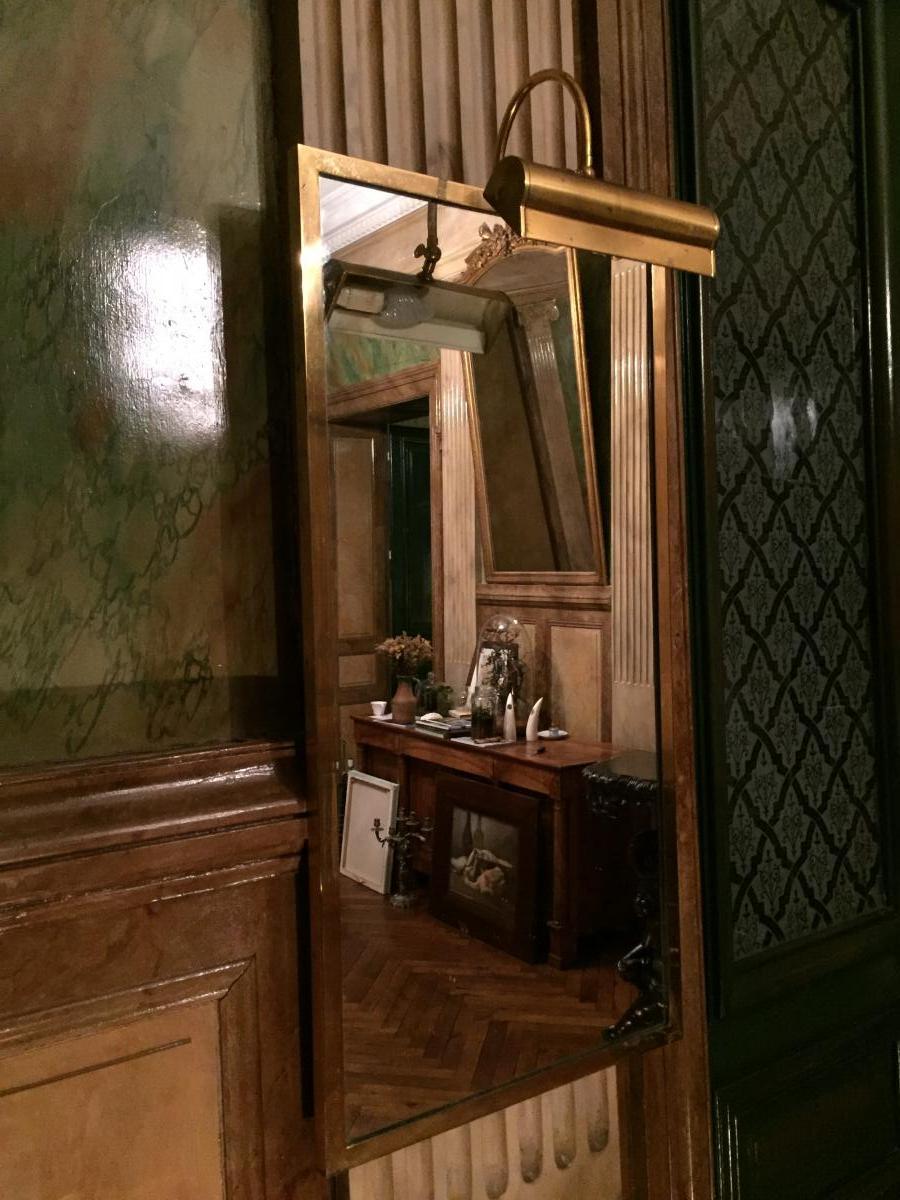 Miroir Eclairant De Jacques Charpentier