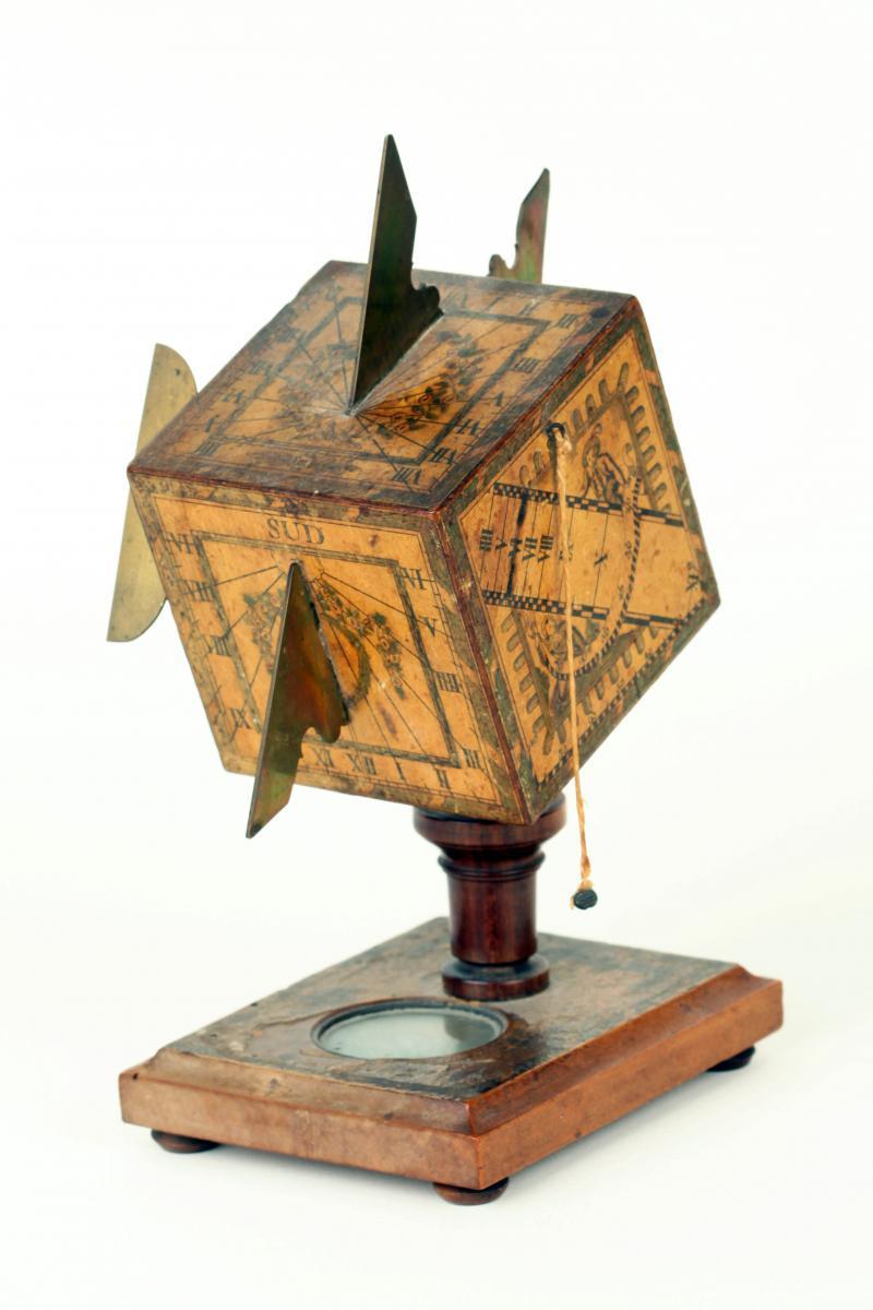 Sundial From Beringer