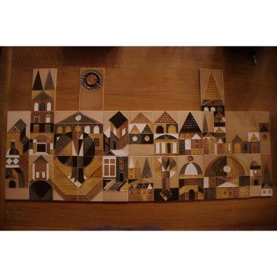 27 Carreaux Muraux De Roger Capron