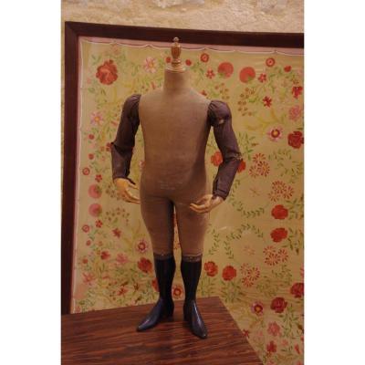 Mannequin d'Enfant Stockman Fin 19 Eme