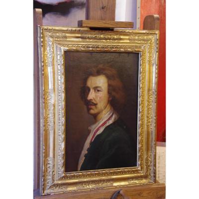 Portrait d'Homme, autoportrait de Van Dyck