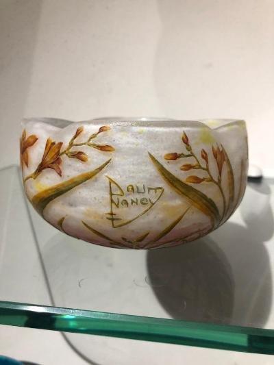 Daum A Nancy Cup Art Nouveau -photo-4