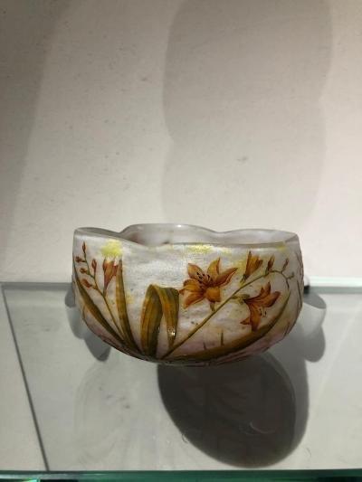 Daum A Nancy Cup Art Nouveau -photo-3