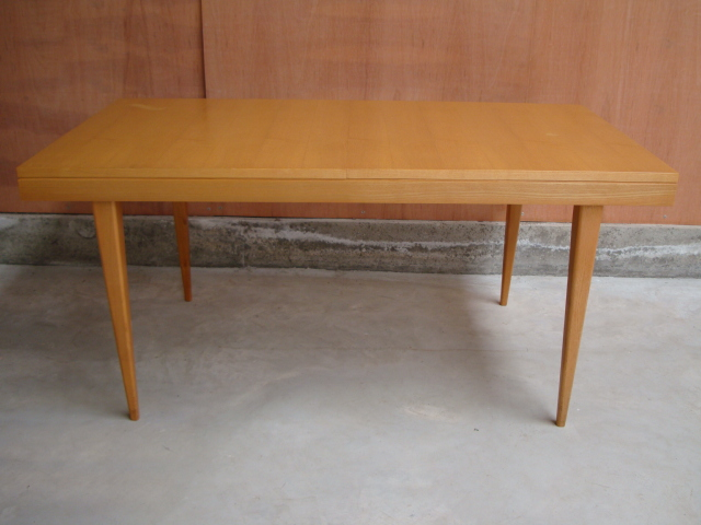 Table en Frêne 1950