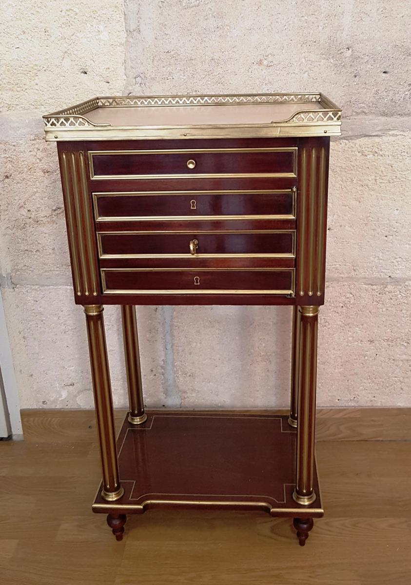 Napoléon III Bedside Table