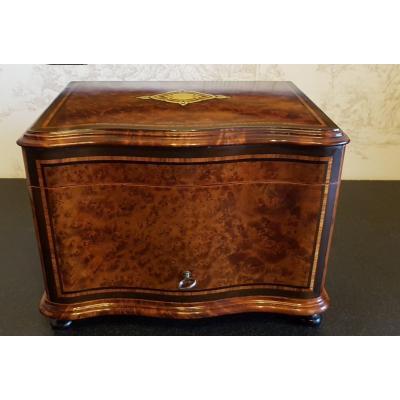Napoleon III Cigar Humidor