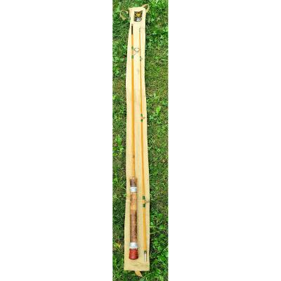 Canne à pêche En Bambou Refendu Pezon Et Michel
