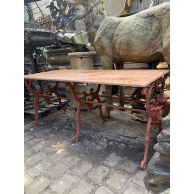 Large Butcher Table