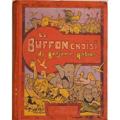 Le Buffon choisi de Benjamin Rabier