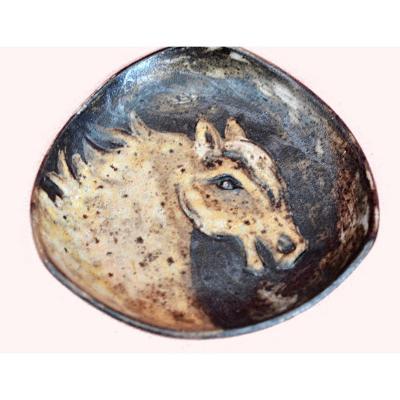 Vide-poches au cheval de Kostanda