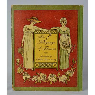 The Language Of Flowers Illustrated By Kate Greenaway