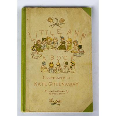 Little Ann Illustrated By Kate Grenaway