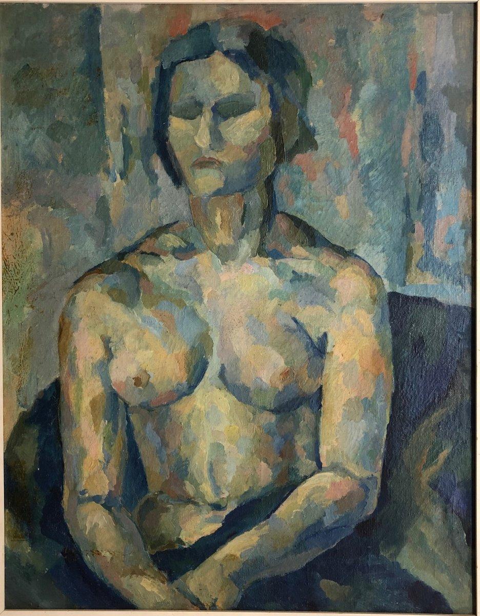 Anna Aleksandrovna Leporskaja (1900-1982) Attribué