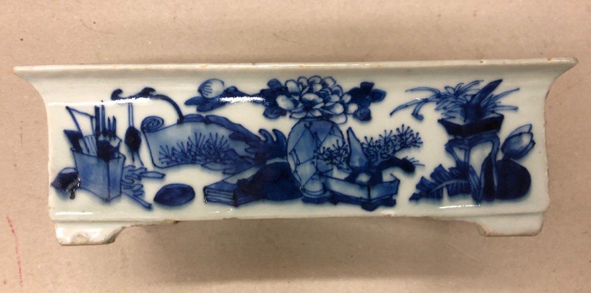 Jardinière Porcelaine De Chine XIX°