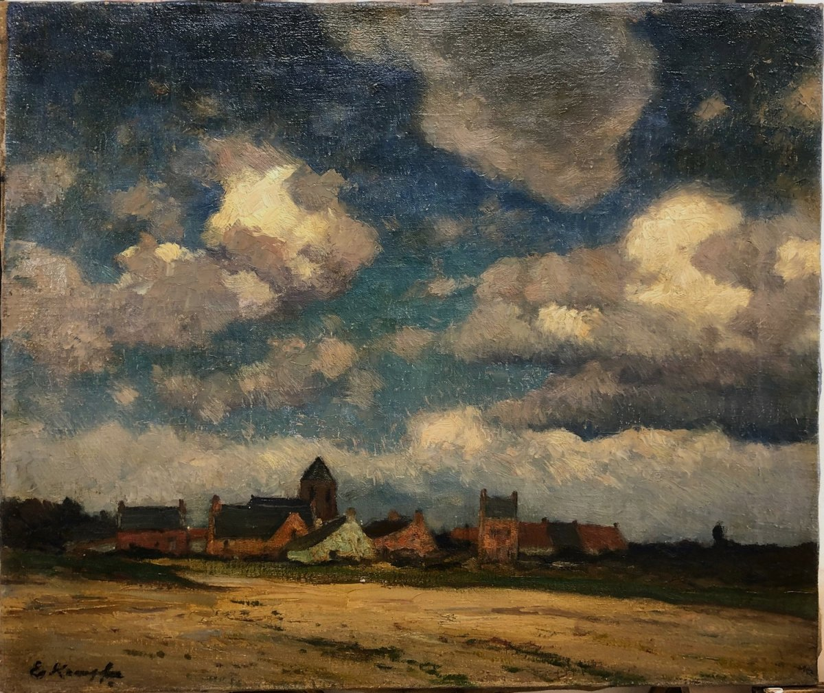Ernst Kempter 1891 - 1958 Suisse