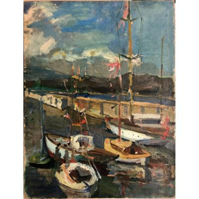 Zygmunt (szreter) Schreter (1896-1977) (poland, Judaica)