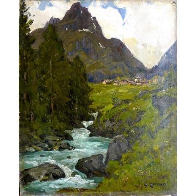 Clovis Terraire (1858 - 1931)