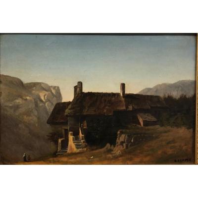 Alexandre Calame (workshop) (1810-1864)
