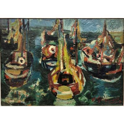 Pierre Gaillardot (1910-2002):