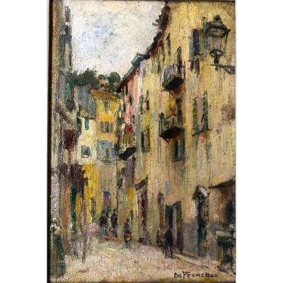 Pietro De Francisco (1873-1969):