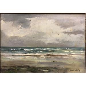 "Léopold Pascal (1900-1958) ""grande Marine""; Morlaix; Finistere"