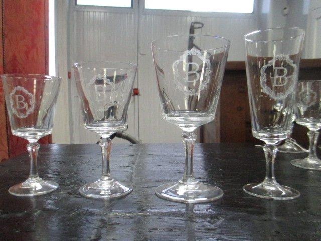 Verres En Cristal-photo-6