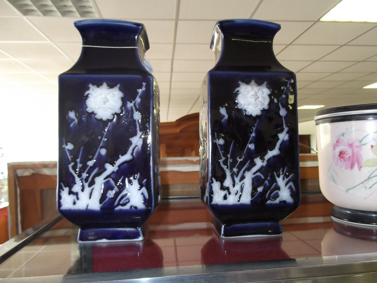 Paire De Vase