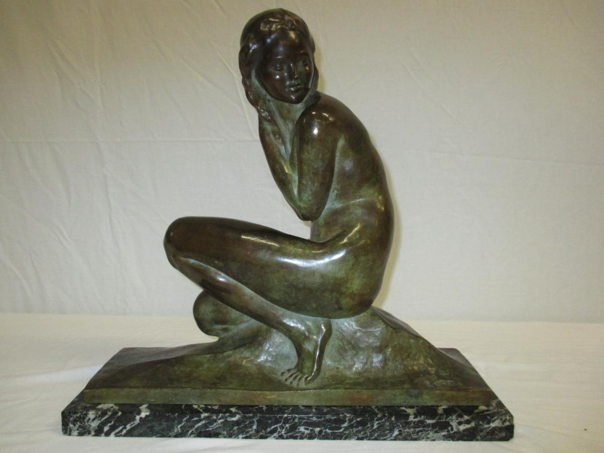Bronze de J.Ortis