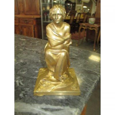 Bronze De Maurice Bouval