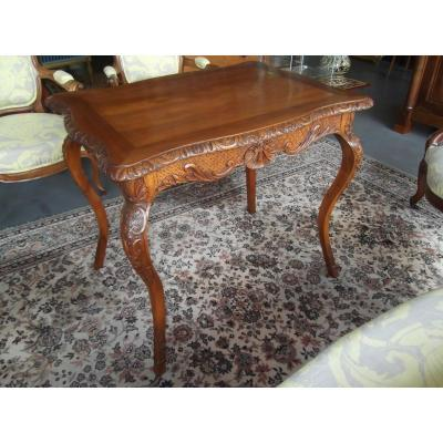 Louis XV Style Table