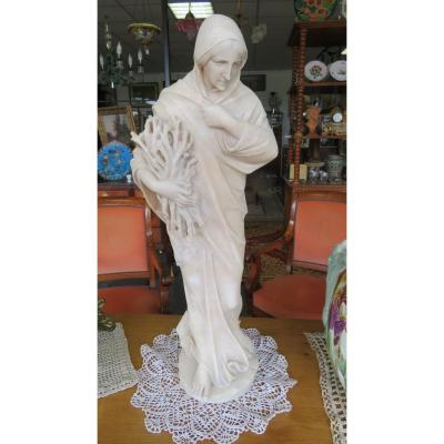 Statue En Marbre De Carrare