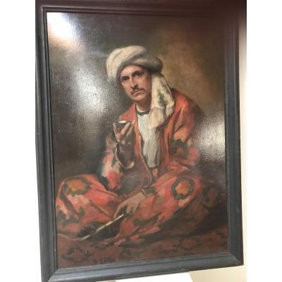 Portrait Orientaliste
