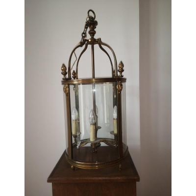 Lanterne Bronze Style Louis XVI